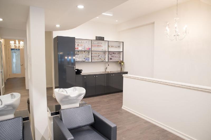 Toronto canada ambiences real salons karisma for Salon furniture canada