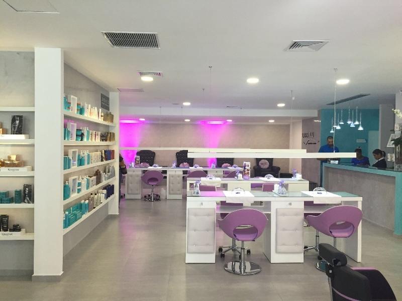 Santo domingo real salons karisma beauty design for Actual beauty salon