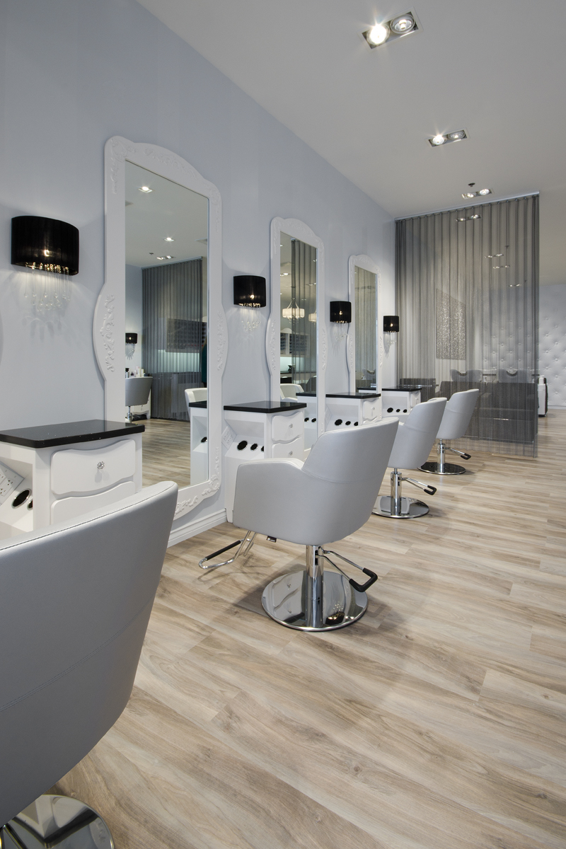 Kitchener Ontario Canada Salons Company Karisma Beauty Design